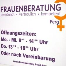 Frauenberatung Perg - Die Frauenberatung Perg versteht sich als Anlauf- und Informationsstelle für Frauen und Mädchen, aller Alters- und Berufsgruppen unabhängig ihrer Herkunft.